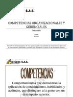 Competencias Organizacionales y Gerenciales Bio-ecos s.a.s.