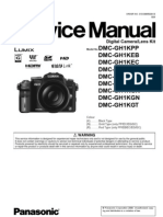 Lumix GH1 Service Manual