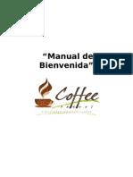 Manual de Bienvenida Coffee Fretti