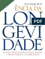 Livro a Ciencia Da Longevidade Dr. Gary Mall
