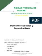 Derechos Sexuakles y Reproductivos Carpeta