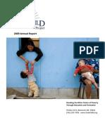 GCP 2009 Annual Report