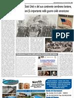 Le vicende storiche degli Stati Uniti e del suo continente sembrano lontane, ma la presenza degli italiani fu importante nella guerra civile americana