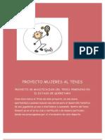 Proyecto Mujeres Al Tenis