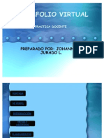 Port a Folio Virtual-johanna Jurado