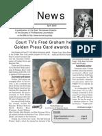 April 2003 Spot News