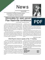 January 2003 Spot News