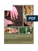 Seed Saving Guide