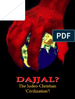 Dajjal the Judeo Christian Civilization
