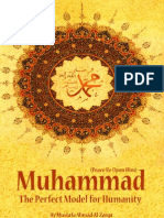 Muhammad Peace Be Upon Him the Perfect Model for Humanity