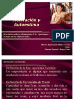 Motivacion y Autoestima - u de Trujillo