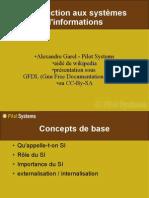 IntroductionAuxSystemeDInformation