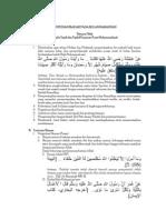 Tuntunan Ibadah Bulan Ramadhan