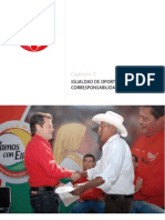 eje 3-2 Igualdad de Oportunidades, Corresponsabilidad y Cohesión Social