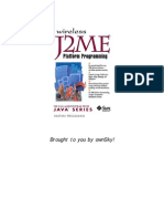 Wireless J2ME™ Platform Programming