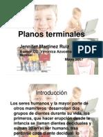 Planos_terminales Dientes Temporarios
