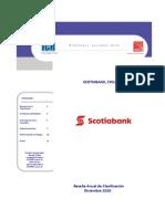 Scotiabank Resena Anual Diciembre 2010