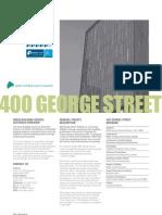 400 George Street, Brisbane - 5 Star Green Star