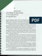 """Zarzar Charur, Carlos (1993) """"Diseñar e instrumentar actividades de aprendizaje y de evaluación de los aprendizajes"""""""