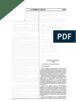 DL 1084 Publicado El 28 de Junio de 2008 en El Peruano