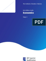 Syllabus Guide Economics