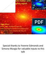 The search for dark matter with Fermi