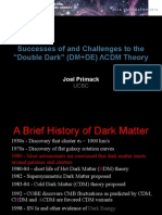 """Successes of and Challenges to the """"Double Dark"""" (DM+DE) ΛCDM Theory"""