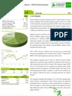 Exide Industries Ltd - Q1FY12 Result Update