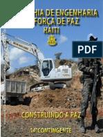 Revista da Companhia de Engenharia de Força de Paz – BRAENGCOY / 14 - Haiti