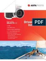 Selecta 14 Datasheet