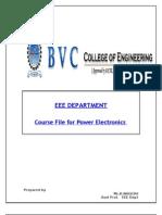 PE Course File 09