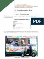 Knowledge Base 2011