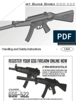 Gsg-522 Instruction Manual English