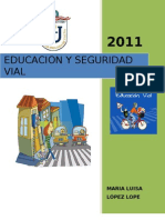 Educacion y Seguridad Vial Word