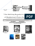 """The Shifting Boundaries of Manhattan's Lower East Side"" by Lahary Pittman"
