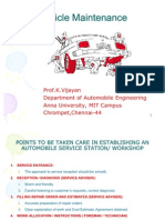 Vehicle Maintenance Presentation Full