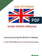 British Influence in Economy Latest Edited