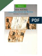 Historia Social de Roma_ALFOLDY GEZA