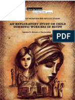 Child Domestic Workers Report