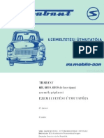 Trabant 601 User Manual