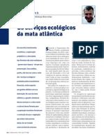 Texto1 - Os Servicos Ecologicos Da Mata Atlantica