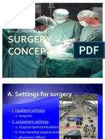 Surgery and Guidelines
