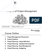 05 Project Planning - Risk Management