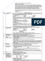 New Pan Card Application Form 49aa Pdf