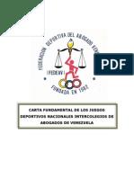Carta Funtamental  (Vigente)