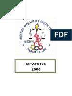 Estatutos 2006