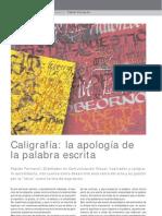 Caligrafía_fornaroli