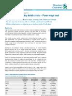 Jak Na Dluhy v EU (Dokument v AJ)