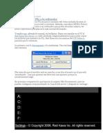 Configurar Play Station Programa