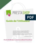 guide prestashop